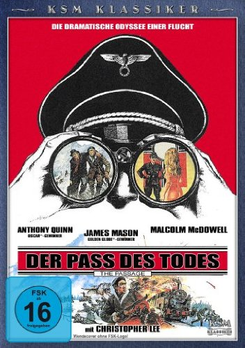 Der Pass des Todes - The Passage (KSM Klassiker)