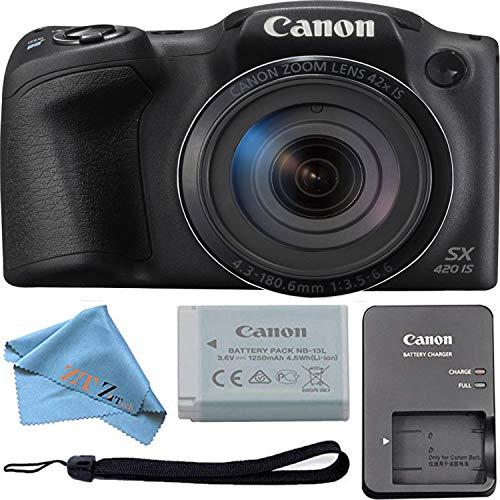 Canon PowerShot SX420 Digital Camera w/42x Optical...
