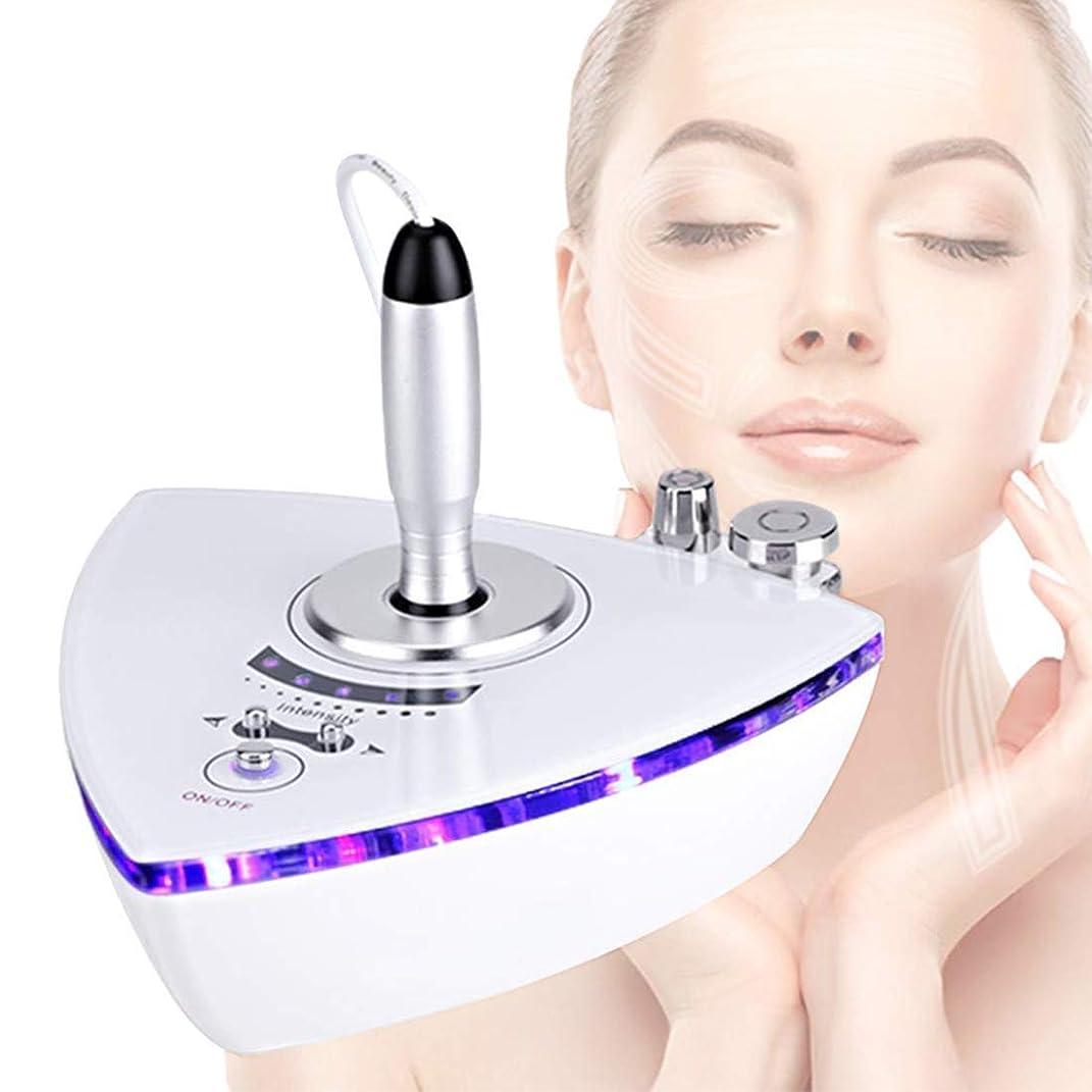 ワーカー潮運ぶRFの無線周波数の美顔術機械、反老化のスキンケアをきつく締める皮の若返りのしわ除去の皮のための家の使用携帯用美顔術機械