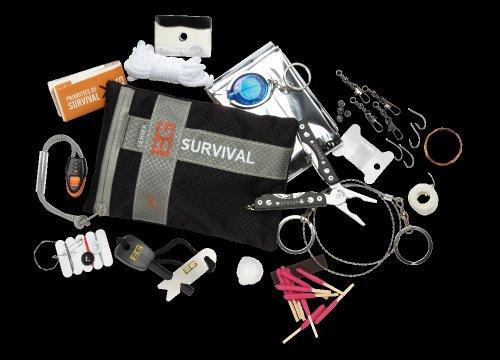 Gerber Bear Grylls Ultimate Survival Kit - Herramienta (Negro)