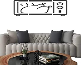 UHOO Triptych Paintings Combination DecorativeWhole Chicken Grilling in Microwave Oven icon2. Bedroom,Hotel so on 20