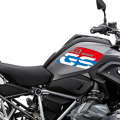 para B-MW R1250GS R1200GS 2018 2018 Motorcycle Fuel Stay Pad Pegatinas Protectoras calcomanías (Color : R1200D)