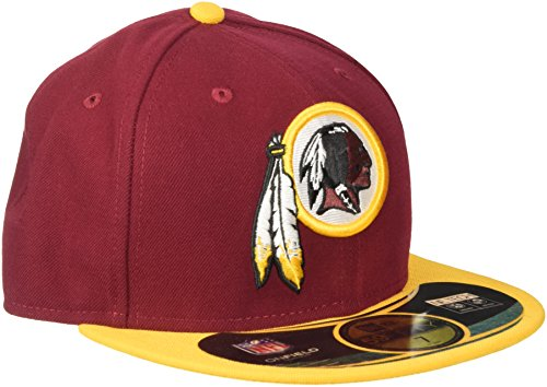 New Era NFL Onfield WashingtonRedSkins Casquette 7 Game