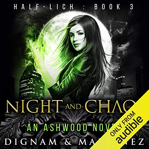 Night and Chaos cover art