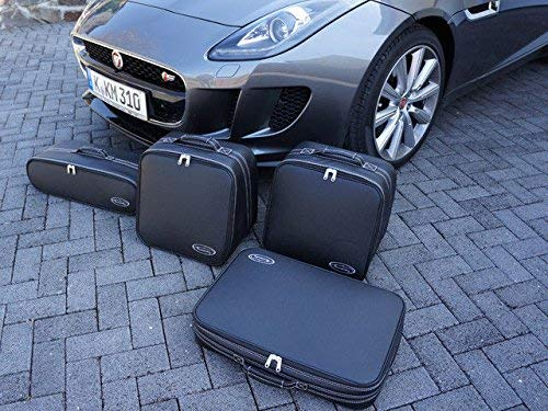 Great Features Of CKS F-Type F Type Convertible Cabriolet Roadster Bag Suitcase Luggage Bag Set