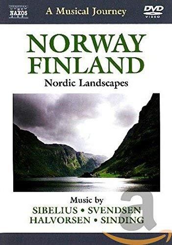 Naxos Travelogue | Norway | Finland [Adrian Leaper, Slovak RSO, Dong-Suk Kang] [Naxos: 2110320] [DVD] [2013] [NTSC] by Sibelius(2013-04-02)