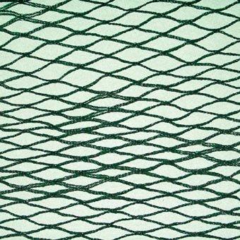 Nutley's Kitchen Gardens FLE07BN5 5 x 6m Woven Bird Net - Green