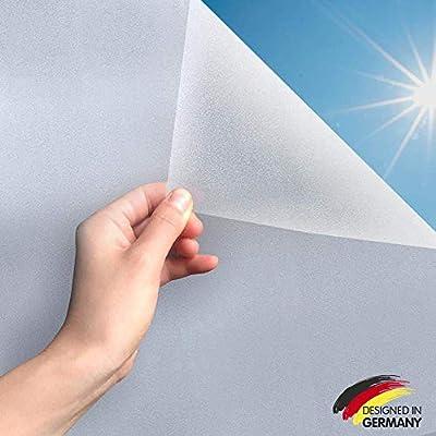 ADHESIÓN ESTÁTICA: A través del recubrimiento ecológico, adhesivo y sin pegamento de nuestra lámina para ventanas, hemos dado prioridad a la adhesión y retirada sin residuos de esta lámina translúcida. FÁCIL DE APLICAR: La lámina protectora se aplica...