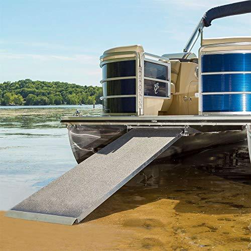Harbor Mate PBR6 6' L x 24' W Pontoon Boat Ramp - 600 lb Capacity