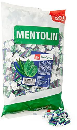 Mentolín Caramelo Balsámico sin Azúcar - 1000 gr