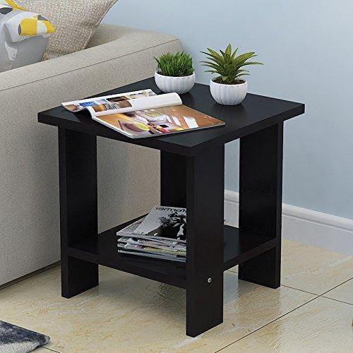 LTM-MPZ kleine salontafel bureau woonkamer bank zijhoek meerdere slaapkamer nachtkastjes 40 * 40 * 42cm