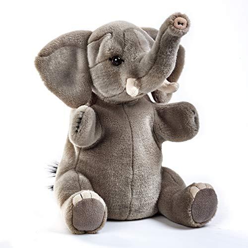 NATIONAL GEOGRAPHIC Hand Puppet Elephant Plush