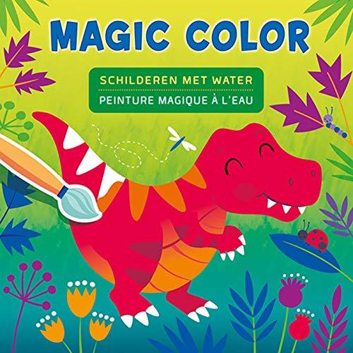 Dino Magic Color Schilderen met water / Dino Magic Color Peinture magique à l'eau