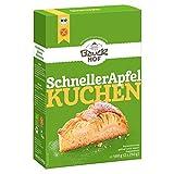 Bauckhof Apfelkuchen-Backmischung, glutenfrei (500 g)