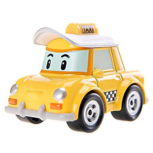 Robocar Poli -Korean Made TV Animation Toy- Taxi/Cab (Diecasting/Non-Transformer)