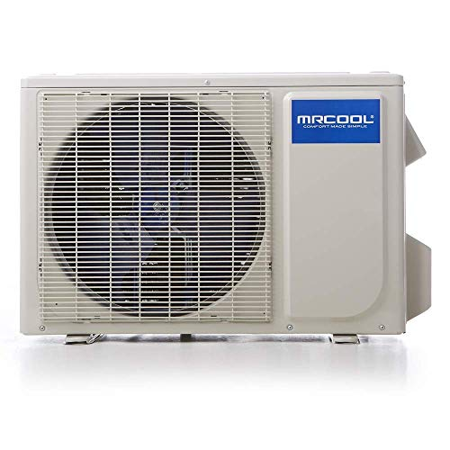 12k BTU 17.5 SEER MrCool DIY Ductless Heat Pump...