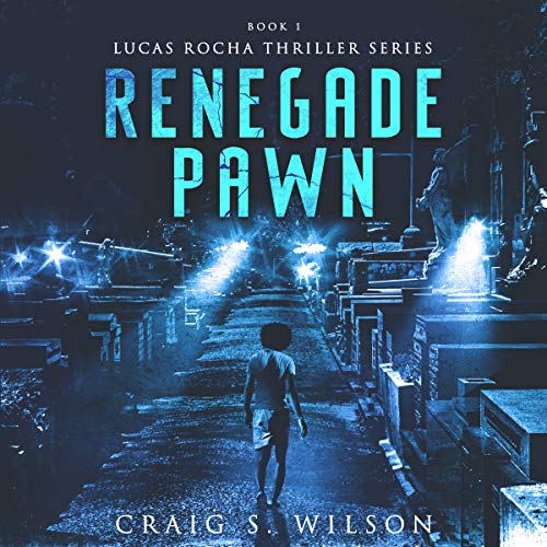 Renegade Pawn audiobook cover art