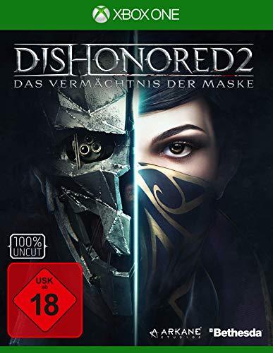 Dishonored 2: Das Vermächtnis der Maske - Day One Edition [Xbox One]