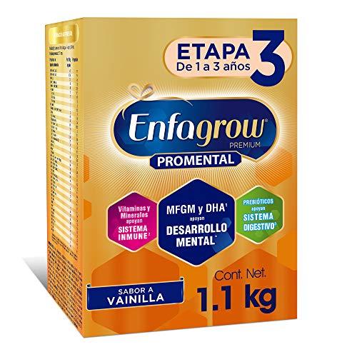 Leche De Continuación Nestle marca Enfagrow