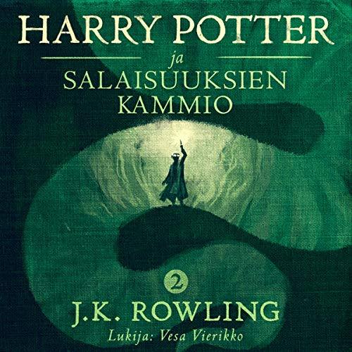 Harry Potter ja salaisuuksien kammio cover art