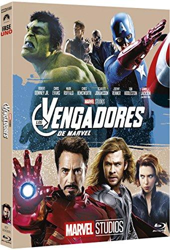 Los Vengadores - Edición Coleccionista [Blu-ray]