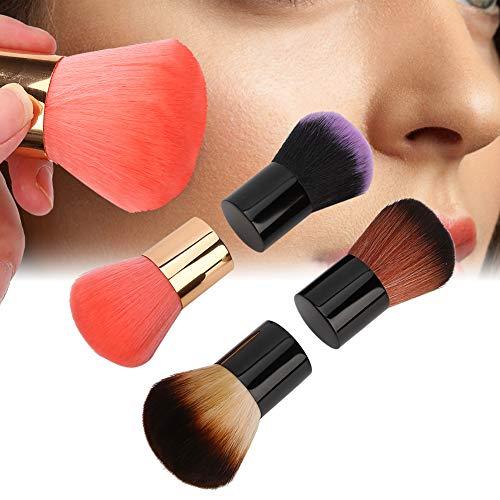 Starke Make-up-Bürste, Bürstenhaar-Mineralpulverbürste mit künstlicher Faser