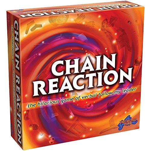 Drumond Park - Gioco in Scatola Chain Reaction [Importato da UK]