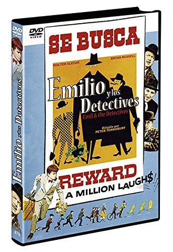 Emil und die Detektive (Emil and the Detectives, Spanien Import, siehe Details für Sprachen)