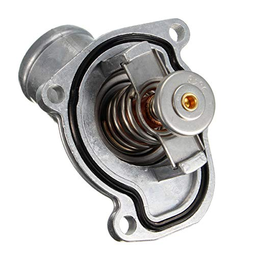 JIEIIFAFH Kit de termostato de refrigerante del Motor para Opel para Vauxhall para Corsa