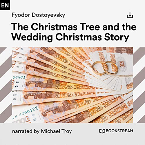 Couverture de The Christmas Tree and the Wedding Christmas Story
