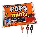 Tootsie Roll (1) Bag Pops Minis - Lollipops Filled With Chewy Tootsie Roll - Assorted Flavors Halloween Candy - 75 Lollipops per Bag Net Wt. 13.5 oz