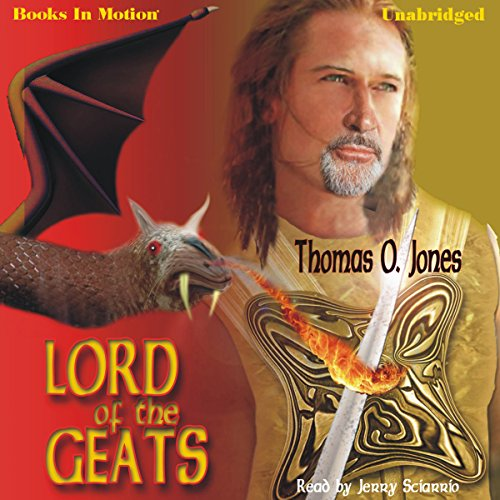 Lord of the Geats audiobook cover art