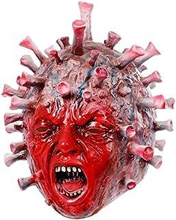 Color : Copper Decorazione Smorfia Onmyoji YUESFZ Costumi e Travestimenti Maschera Prajna Rossa in Resina di Halloween Oggetti di Scena Horror per Adulti Statua di Demone in Stile Giapponese,