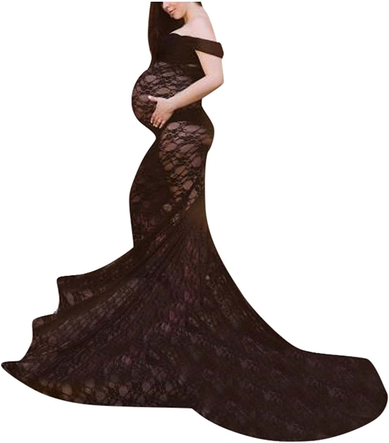 GOODTRADE8 Maternity Clothes Women O Props Photography Manufacturer regenerated Popularity product Pregnants