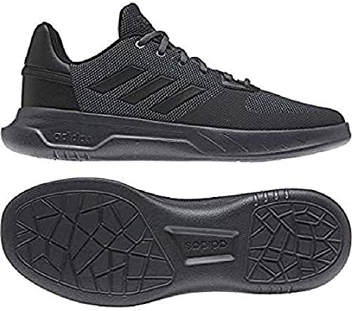Adidas Fusion Flow, Zapatillas de Baloncesto Hombre, Multicolor (Negbás/Negbás/Grisei 000), 40 2/3 EU