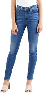 Levi's Dames 721 High Rise Skinny Jeans
