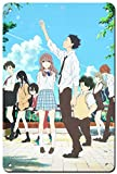 Dreamawsl A Silent Voice/The Shape of Voice Poster Movie