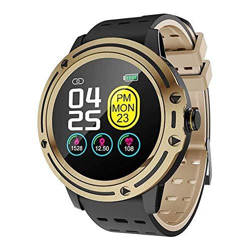 Gymqian V5 Sport Smart Watch, Ip67 Récompense Cardiaque Imperméable Surveiller La Pression Artérielle Smartwatch Sports Sports Fitness Tracker Sommeil Moniteur Podomètre Exquis/B