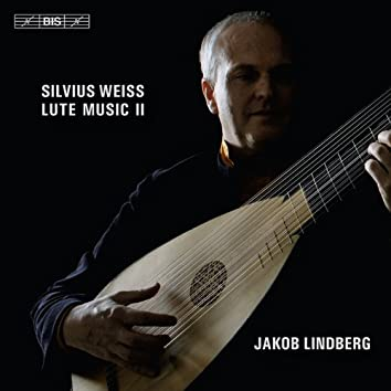 Weiss, S.L.: Lute Music, Vol. 2  - Lute Sonatas Nos. 39, 50 / Tombeau Sur La Mort De M. Comte De Logy