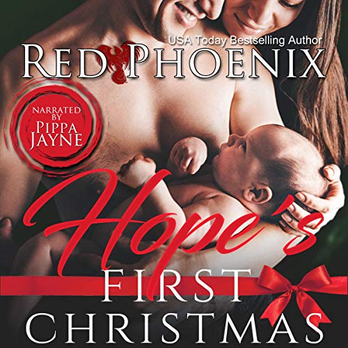 Hope's First Christmas  By  cover art