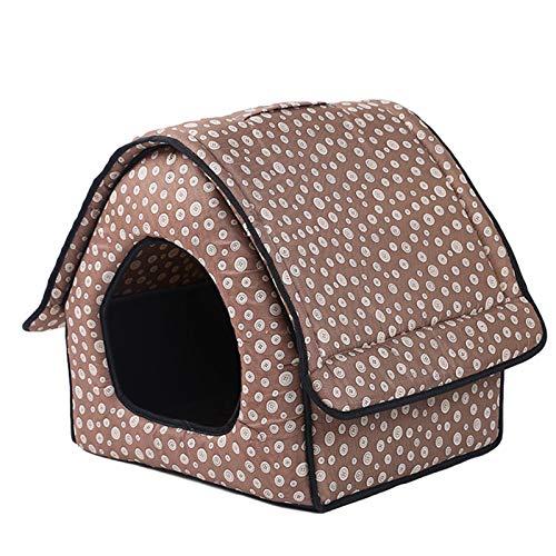 Pet House, 2020 Tragbares faltbares wasserdichtes Zelt Haustier Nest mit Griff für Katze und Hund