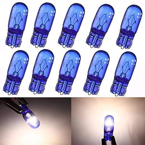 W5W/T10 5 W Super helles weißes Licht Xenon Standlicht Birnen Breite Lampe 12V COD