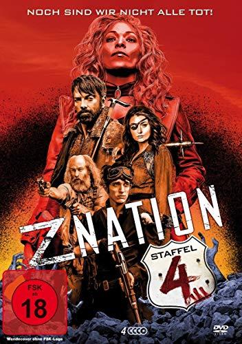 Z Nation - Staffel 4 [4 DVDs]