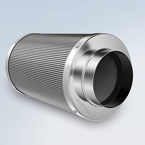 Growneer 4-inch Carbon Air Filter