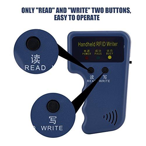 Redxiao ID-Kartenkopierer, Kartenleser Chip-Leser RFID-Kopierer, RFID-Vervielfältiger, für die Gemeinschaft
