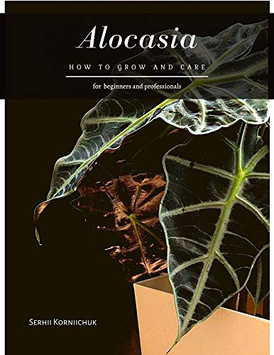 Alocasia: How to grow and care (English Edition)