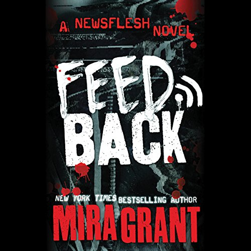 Feedback audiobook cover art