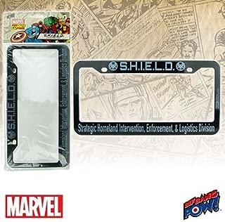 S.H.I.E.L.D. License Plate Frame
