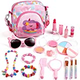 ARANEE Maquillage Enfant Fille Jouet, 17 PCS Kit de Maquillage...