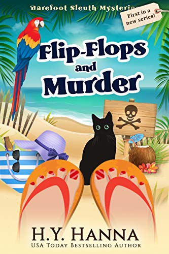Flip-Flops and Murder (Barefoot Sleuth Mysteries ~ Book 1)